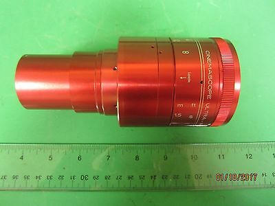 ISCO Ultra Star Plus Red 57.5mm Integrated Anamorphic Projector Lens