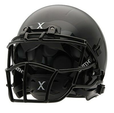 Xenith X2E Youth Football Helmet SMALL Matte Black w/Black Pride Facemask