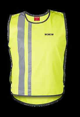 Wowow Light Wear 2.0 Safety vest for adult mit Reflector tape