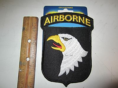 101St Airborne Screaming Eagles  Patch Oversized