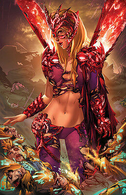 Crysalis #1 Rothic  EBAS NYCC Exclusive  Comic Book