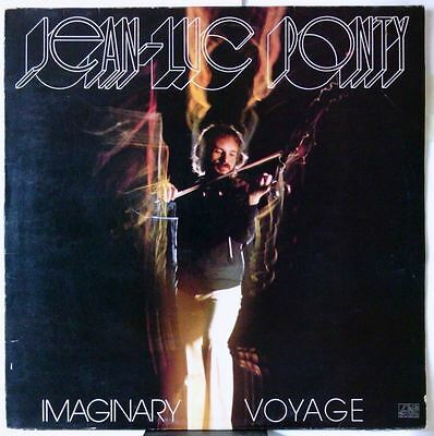 Imaginary Voyage (UK 1976)  by Jean-Luc Ponty