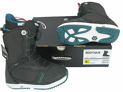 NEW Burton Womens Bootique Snowboard Boots!   *Black or White*