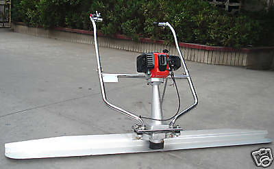 SURFACE FINISHING SCREED EASY SCREED PRO FLOAT +  BLADE HONDA GX 35 last few red