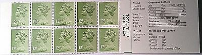 Great Britain 12P Royal Mail   Mint/nh Stamps ...worldwide Stamps