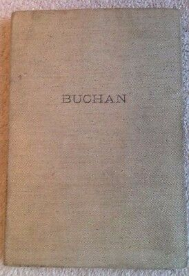 "Map - Scotland Aberdeenshire ""Buchan""  SMO Map - Cloth Bound"