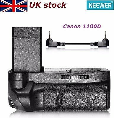 NEW Battery Grip for Canon EOS Rebel T3 /T5/T6 EOS 1100D 1200D 1300D USE LP-E10