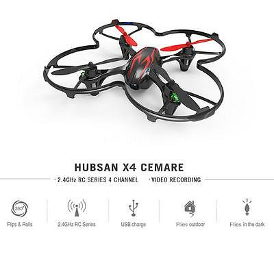 Hubsan X4 H107C 2.4G 4CH RC RTF Helicopter Quadcopter W/0.3MP Camera L3K6