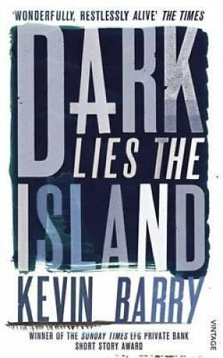 Dark Lies the Island by Kevin Barry 9780099575078 (Paperback, 2013)