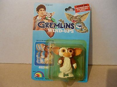 LJN Toys GREMLINS `Gizmo` Wind-Ups MOC From 1984