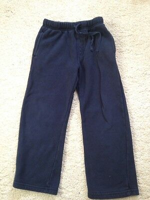Next Boys Blue Joggers Size 6 Years