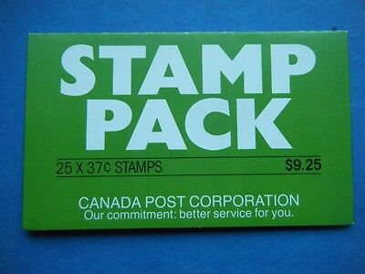 Canada MNH Stamp Pack Booklet 'Parliament Buildings' Lot#P64