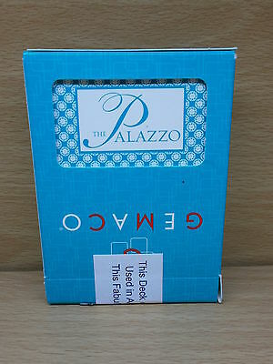 Palazzo Las Vegas Used Casino Size Playing Cards - Used, Resealed Deck