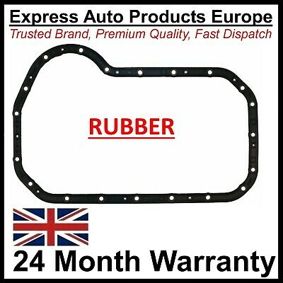 Oil Sump Pan Gasket Seal RUBBER VW T25 T3 T4 Transporter Van Diesel and TD