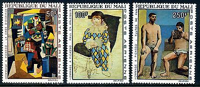 Mali 1967 Picasso paintings  (MNH)