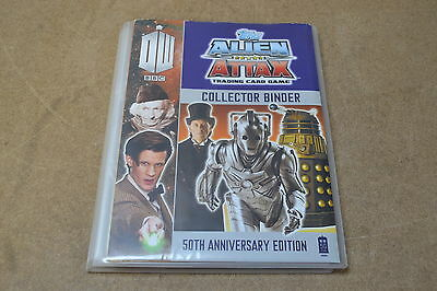 Topps Doctor Who Alien Attax 50th Anniversary Edition - 3 Cards Missing