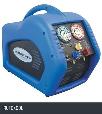 Mastercool 220v Air Conditioning HVAC Refrigerant Recovery Machine 69000-220