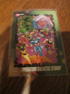 Marvel Wars Trading Card -  Operation Galactic Storm #186
