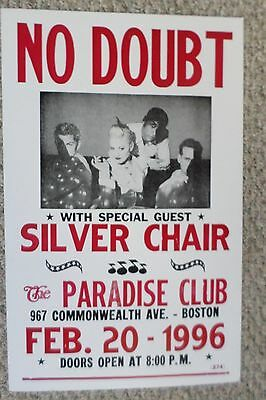No Doubt with special guest Silverchair Poster Print