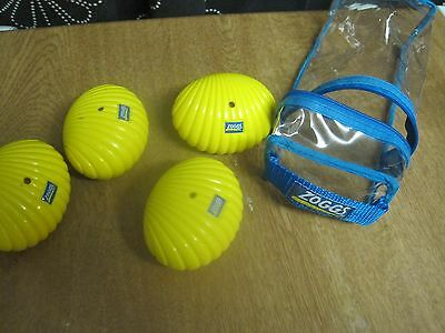 Zoggs Clamshell Weights