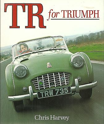 TR FOR TRIUMPH BY CHRIS HARVEY1997 ed.