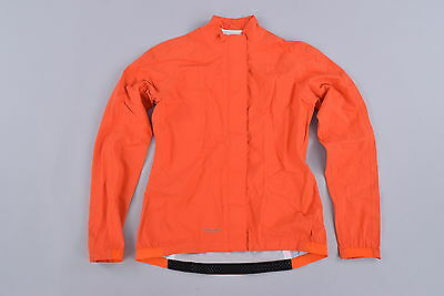 NEW Giro New Road Women's Cycling Rain Jacket | Small | Glowing Red