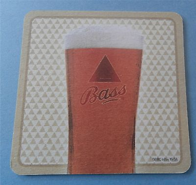 Bass Beer (UK) Coaster