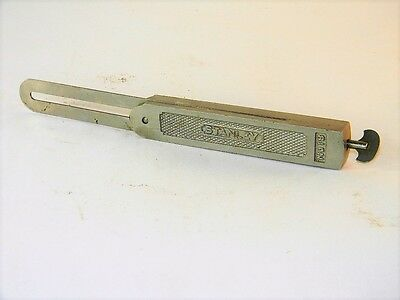 """Minty  Stanley Tee Bevel Square # 18 ,  8"""" Inv T1421"""