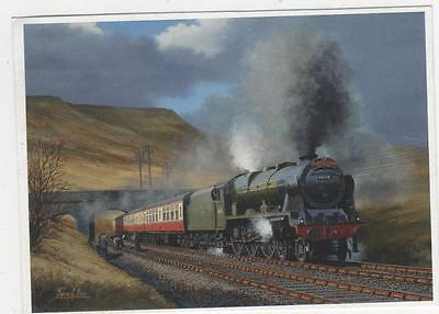 Thames Clyde Express---Lms Railway Print By Barry Price