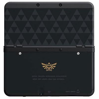 Nintendo New 3Ds Cover Plate 024 Zelda Triforce New