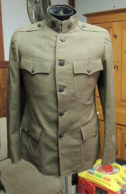 Real Nice Coat And Breeches Corporal Medical Corps
