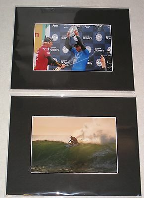 Mick Fanning Matted Prints from 2016 J-Bay Open