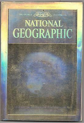 national geographic-DEC 1988-