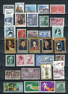 Mint & Used POLAND selection.      69p ask.