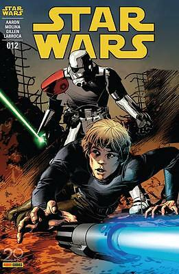 marvel,all new,STAR WARS,12,neuf,fevrier 2017,panini,cover 1/2,A