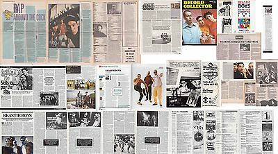 Beastie Boys : Cuttings Collection