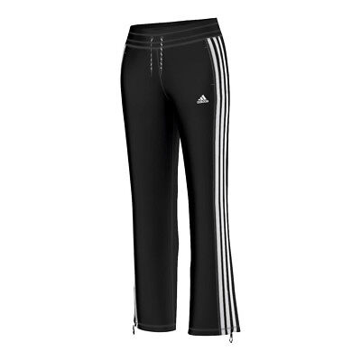 adidas Damen Trainingshose Essentials 3S Open Hem