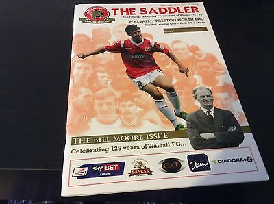 Walsall v Preston North End 2013-14