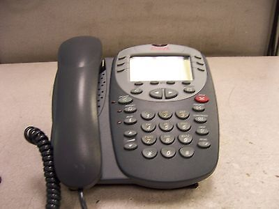 T68         Lot of 5 -Avaya 2410 Digital Telephones