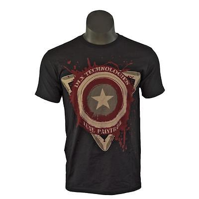 *NEW* Luxe T-Shirt Capt. America