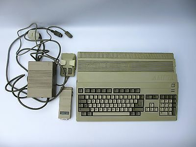 Amiga A500 With Accessories