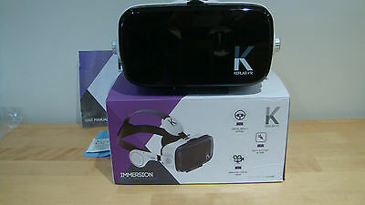 iCandy KEPLAR-VR IMMERSION GOGGLES for Smartphone