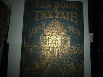 Rare St.Louis Exposition  Book