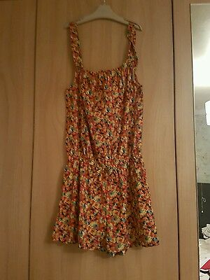 Girls Next Playsuit Age 12 Years