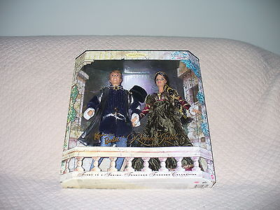 Ken & Barbie as Romeo & Juliet Limited Edition  Barbie Collectibles