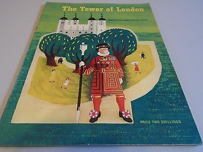 vintage guide to the tower of london