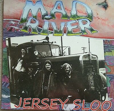 Mad River   Jersey Sloo   ltd edition only 500 copies