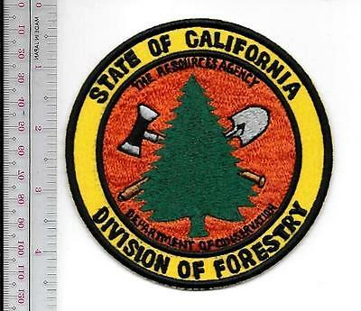 Hot Shot Wildland Fire Crew CDF State of California Division of Forestry the Res