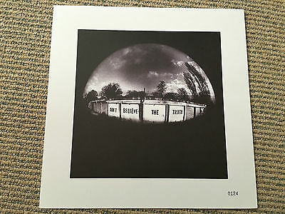 Oasis - Don't Believe The Truth - Rare Limited Edition Numbered Print (Low No.)
