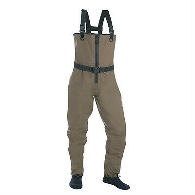 Hodgman Womens Weir Neoprene Stockingfoot Chest Wader, Womens Large New